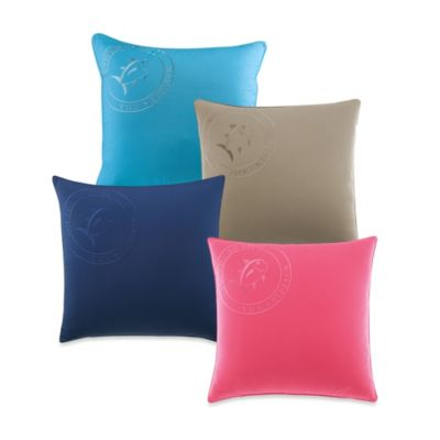 Southern Tide® Skipjack Embroidered Euro Pillow in Blue Topaz