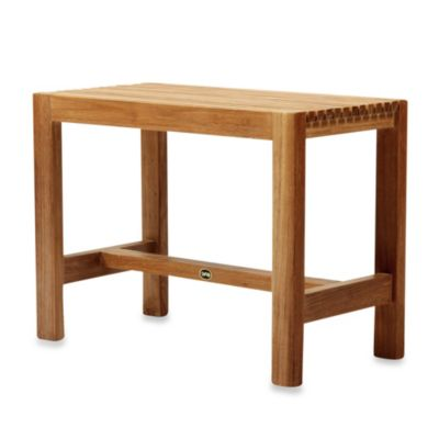 ARB Teak & Specialties 24-Inch Fiji Teak Shower Bench