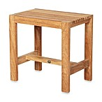 ARB Teak & Specialties 18-Inch Fiji Teak Shower Bench