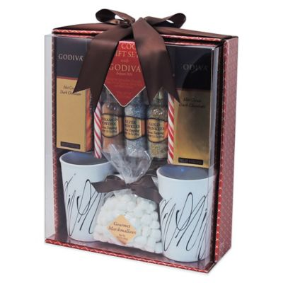 Godiva Ultimate Cocoa Gift Set