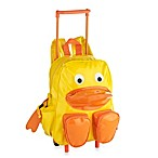 Kids Pull-Along Duck Trolley and Backpack
