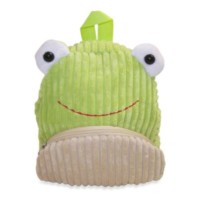Cuddlepack Frog Backpack