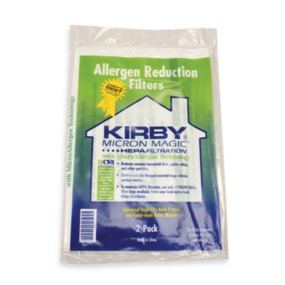 "Kirby® 2-Pack Size ""F"" Vacuum Bags for New Sentria Vacuums"