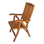 Teak Salisbury Recliner Chair
