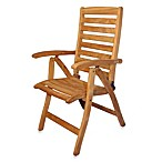 Teak Portsmouth Recliner Chair