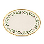 Lenox® Holiday™ 16-Inch Oval Platter