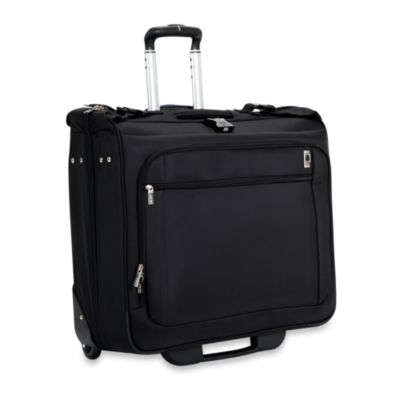 DELSEY Helium Sky Spinner Trolley Garment Bag in Black
