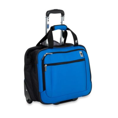 Delsey Helium Sky Spinner Trolley Tote in Blue