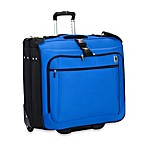 DELSEY Helium Sky Spinner Trolley Garment Bag in Blue