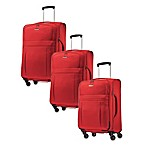 Samsonite® Savor Luggage Collection in Red