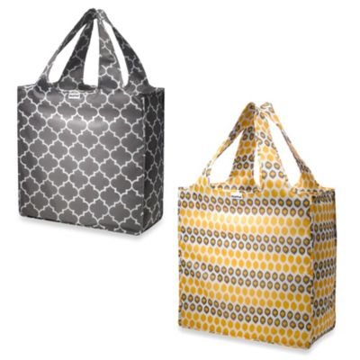 Macro 17-Inch Tote in Yellow