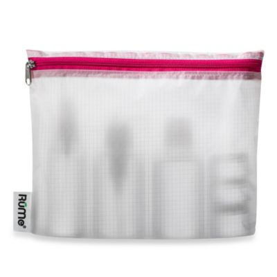 Reveal Travel Bags in Pink