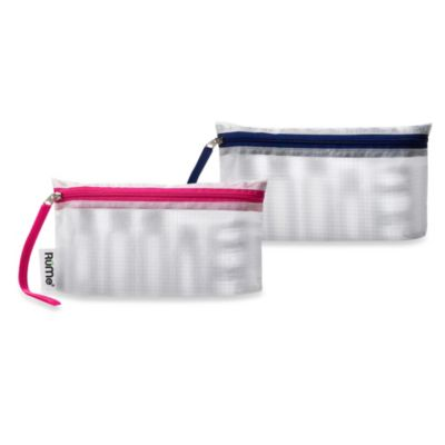 Reveal Pocket-Size Travel Bag in Pink