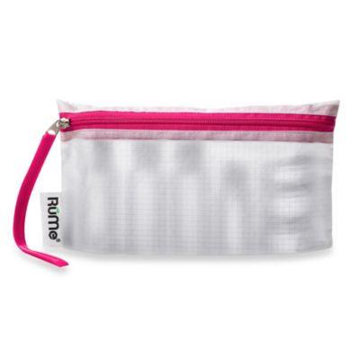 Reveal Pocket-Size Travel Bag in Pink