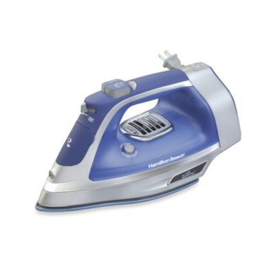 Hamilton Beach® Durathon Electronic Iron with Retractable Cord