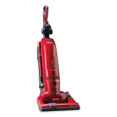 Burgundy Upright Vacuum