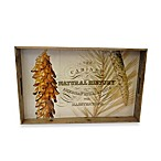 Natural History Vintage Lodge Medium Wooden Tray