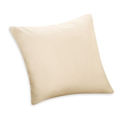 Sure Fit® Logan 18-Inch Square Corded Toss Pillow