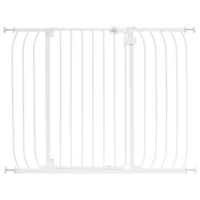 Summer Infant® Multi-Use Extra Tall Walk-Thru Gate in White