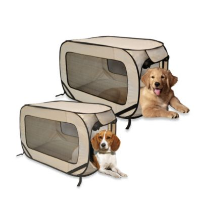 Pop-Up Pet Houses