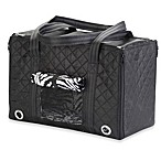 Sherpa® Park Pet Totes in Zebra Black