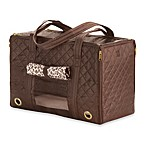 Sherpa® Park Pet Totes in Leopard Brown