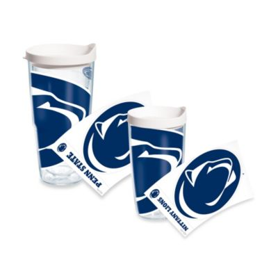 Tervis® Penn State Nittany Lions 24-Ounce Wrap Tumbler with White Lid