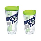 Tervis® Seattle Seahawks Wrap Tumbler with Blue Lid