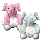 Pem America Stuffed Elephant with Blanket