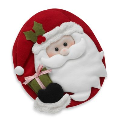 Santa Toilet Lid Cover