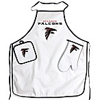 Atlanta Falcons Apron and BBQ Set