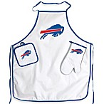 Buffalo Bills Apron and BBQ Set
