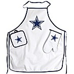 Dallas Cowboys Apron and BBQ Set