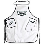 Philadelphia Eagles Apron and BBQ Set
