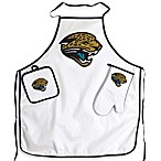 Jacksonville Jaguars Apron and BBQ Set