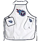 Tennessee Titans Apron and BBQ Set