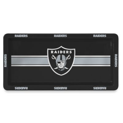 Oakland Raiders Gametime Platter