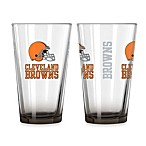 Cleveland Browns 16-Ounce Elite Pint Beverage Glass