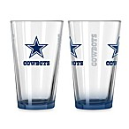 Dallas Cowboys 16-Ounce Elite Pint Beverage Glass