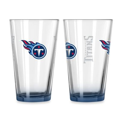 NFL Tennessee Titans Elite Pint Glass