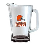 Elite 60-Ounce NFL Cleveland Browns Pitcher