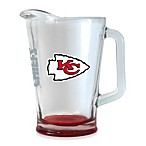 Elite 60-Ounce NFL Kansas City Chiefs Pitcher