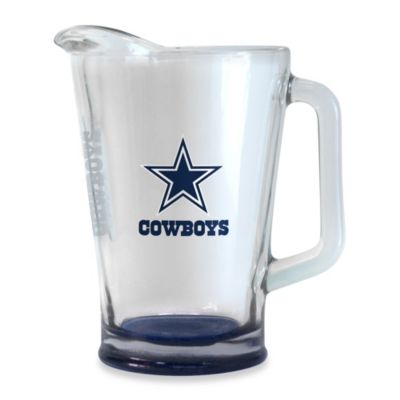 Elite 60-Ounce NFL Dallas Cowboys Pitcher