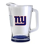 Elite 60-Ounce New York Giants Pitcher