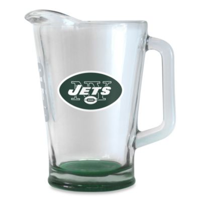 NFL New York Jets Large Elite Pitcher
