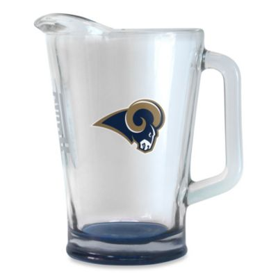 Elite 60-Ounce NFL St.Louis Rams Pitcher