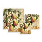 Design Design Pear Royal Paper Tableware Entertaining Kit