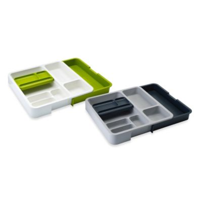 Green Drawer Organization