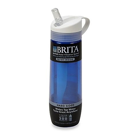 Brita Hard Sided Water Bottle Filter