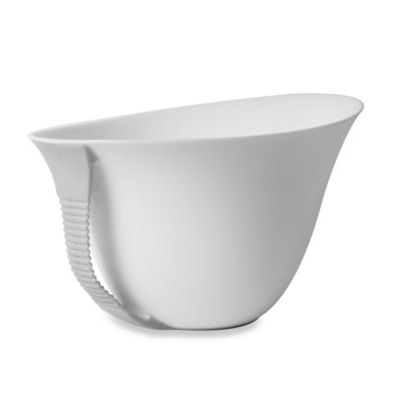 White Mixing Bowl